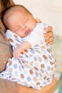 Wellbeing tips for new parents